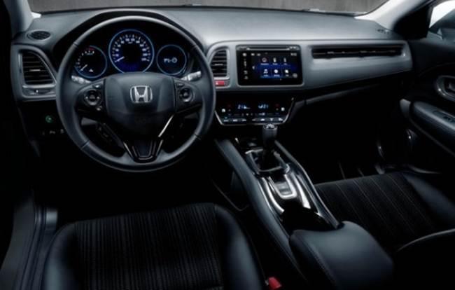 2019 Honda HRV Interior