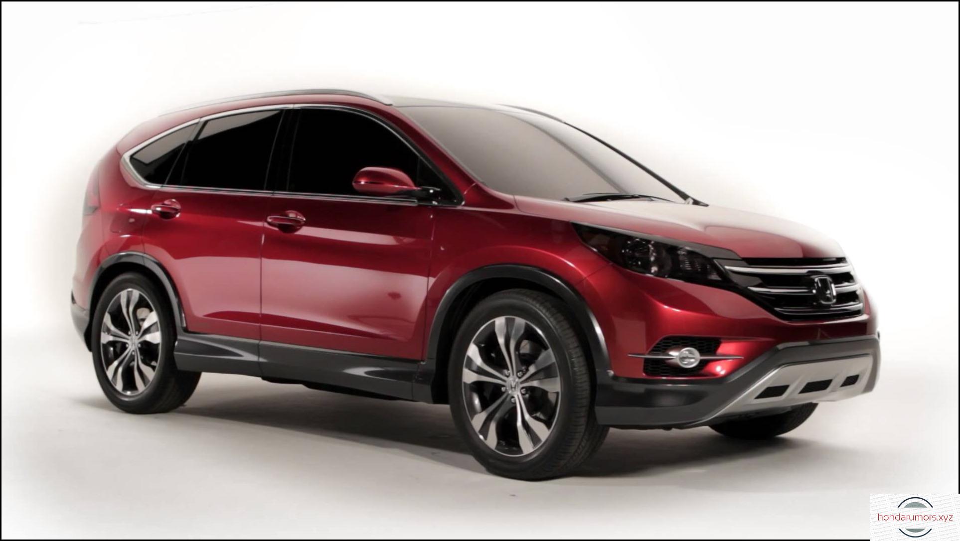 2020 Honda CRV Price