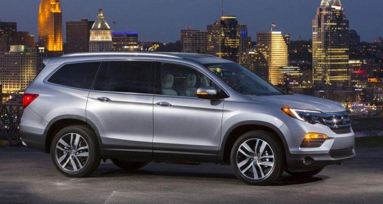 2020 Honda Pilot Release Date