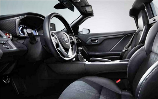 Honda S 2000 2020 Interior