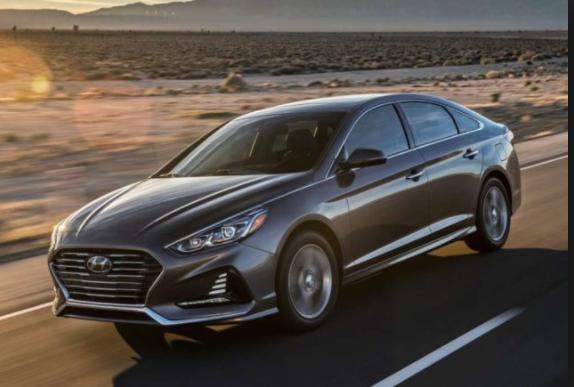 2019 Hyundai Azera exterior