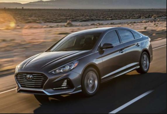 2019 Hyundai Azera