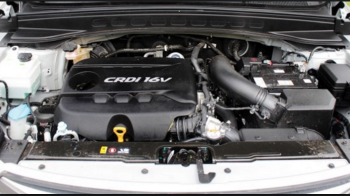 2019 Hyundai Creta engine