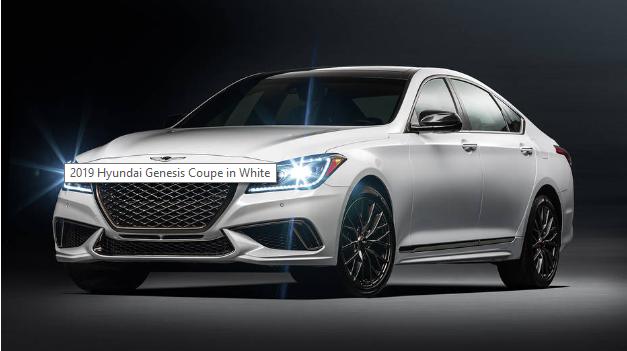 2019 Hyundai Genesis Coupe