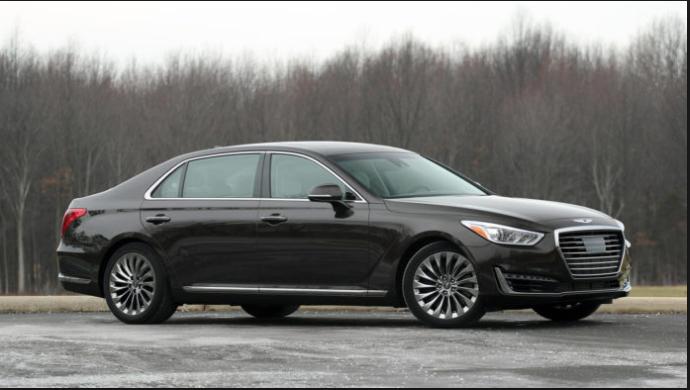 2019 Hyundai Genesis G90 review