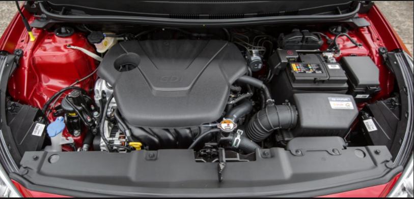 2019 Hyundai Hatchback engine
