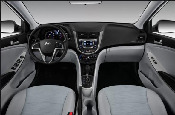 2019 Hyundai Hatchback interior