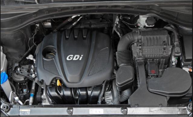 2019 Hyundai Hybrid engine