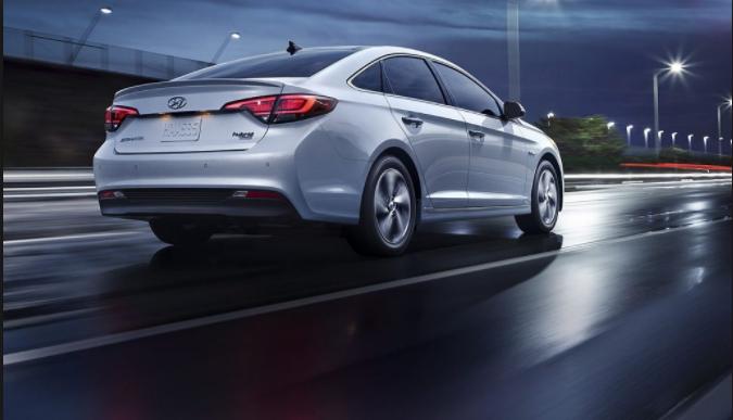 2019 Hyundai Hybrid review