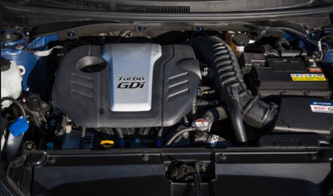 2019 Hyundai I20 engine