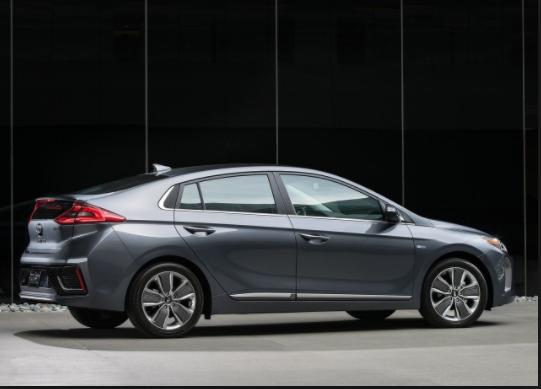 2018 Hyundai Ionic Hybrid
