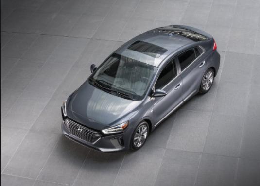 2019 Hyundai Ionic review