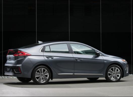 2019 Hyundai Ioniq external
