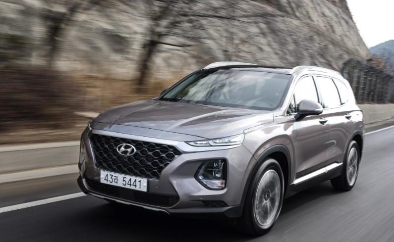 2019 Hyundai Santa Fe Photos
