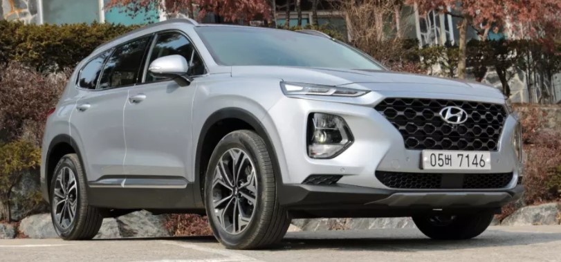 2019 Hyundai Santa Fe Release Date