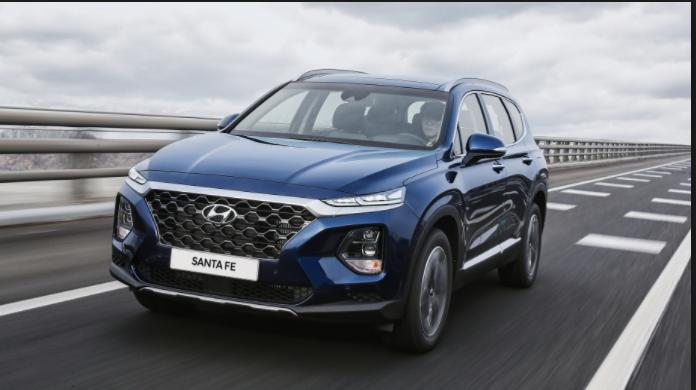 2019 Hyundai Santa Fe Sport exterior