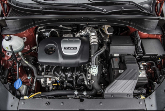 2019 Hyundai Tucso engine