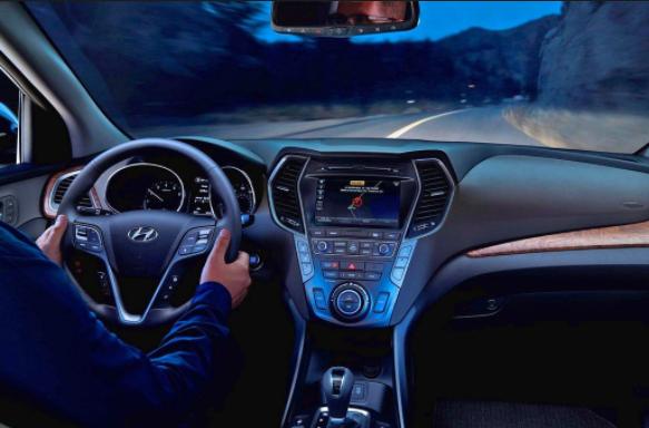 2019 Hyundai Tucso interior