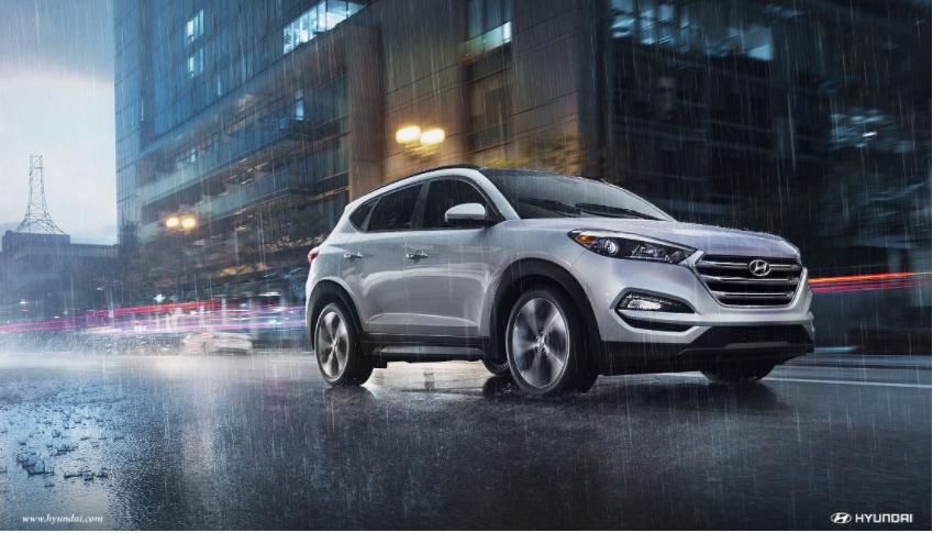 2019 Hyundai Tucson perfome