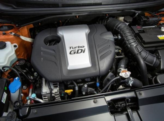 2019 Hyundai Veloster Turbo Specs engine