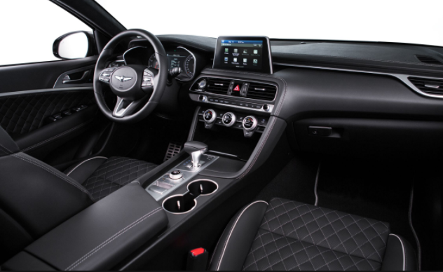 2019 Hyundai Veracruz interior