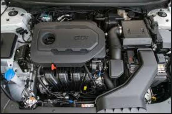 2019 Hyundai h1 engine