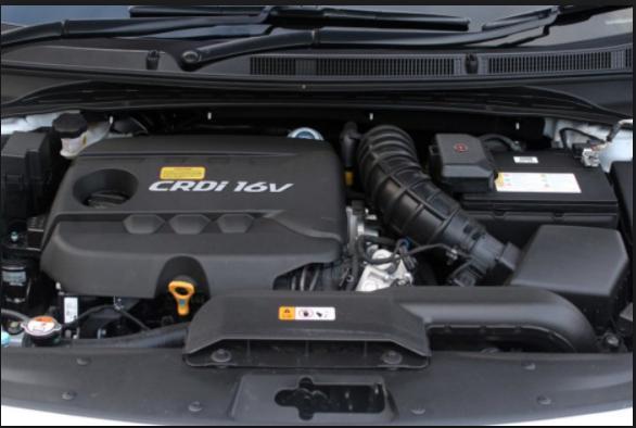 2019 Hyundai i40 engine