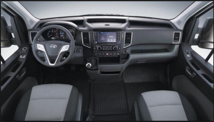 2019 Hyundai iload interior