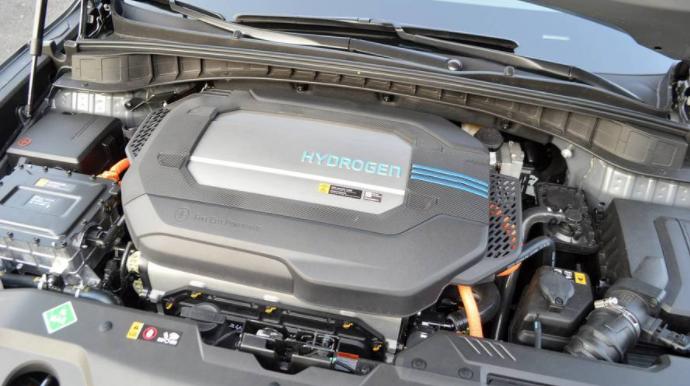 2019 Hyundai nexo engine