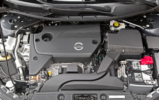 2019 Nissan Altima Engine