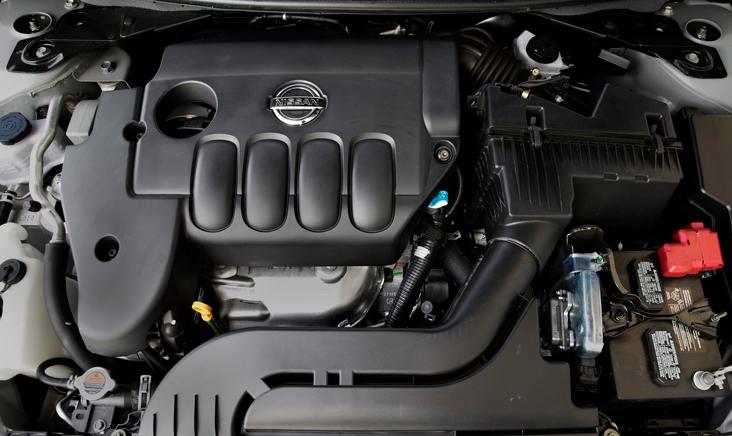 2019 Nissan Altima Powertrain
