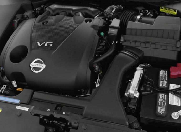 2019 Nissan Altima AWD V6 Engine