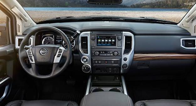 2019 Nissan Frontier Dash Panel