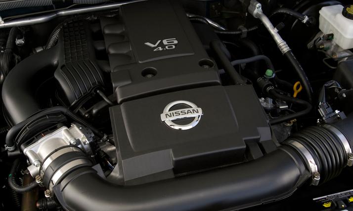 2019 Nissan Frontier Revolvy Version