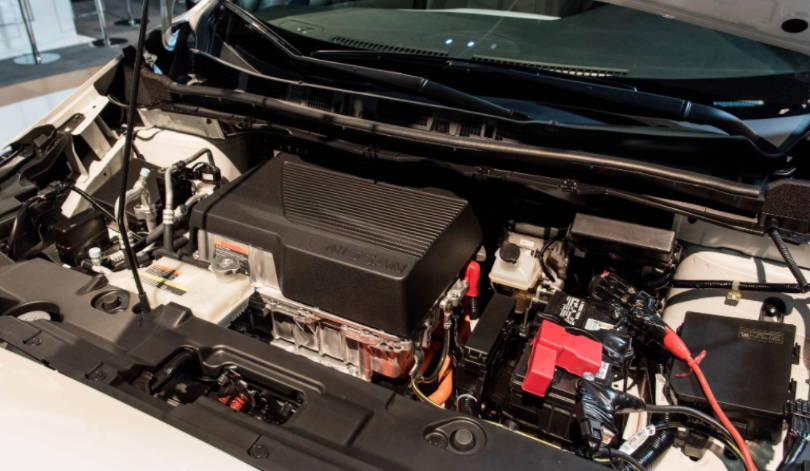 2019 Nissan LEAF Engine