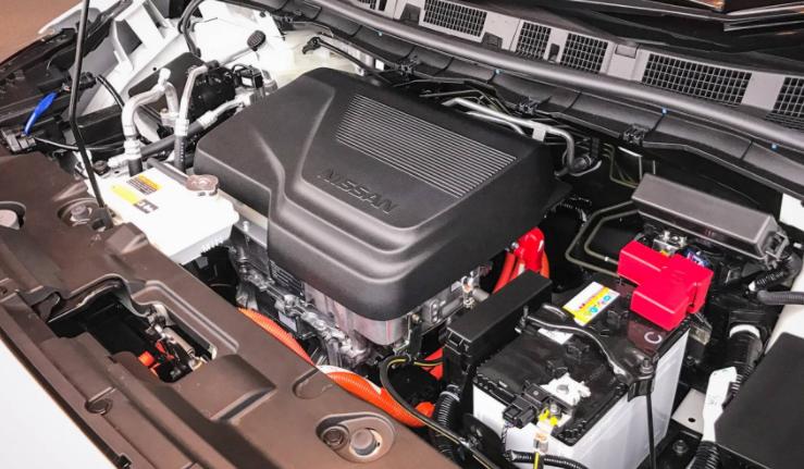 2019 Nissan LEAF Powertrain