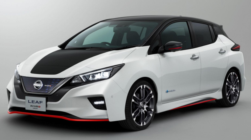2019 Nissan LEAF Price