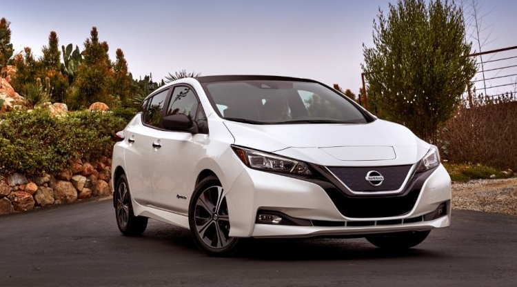 2019 Nissan LEAF Range