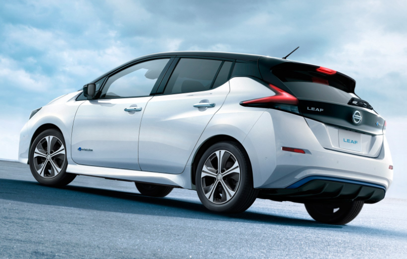 2019 Nissan LEAF Release Date