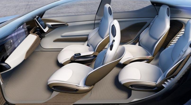 2019 Nissan LEAF Seats