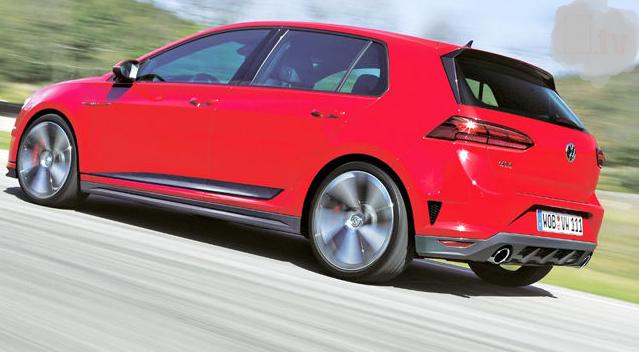 2019 VW Golf Price
