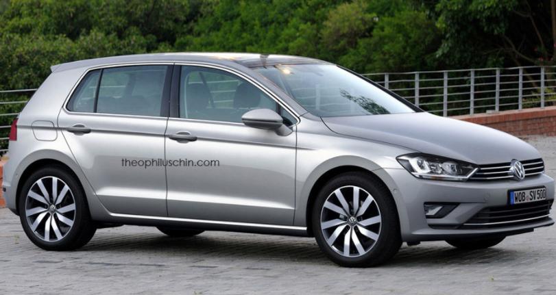 2019 VW Golf Sportswagen