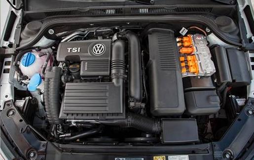 2019 VW Jetta Engine