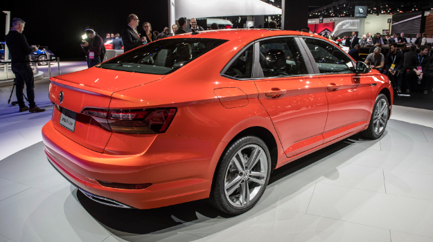 2019 VW Jetta Price