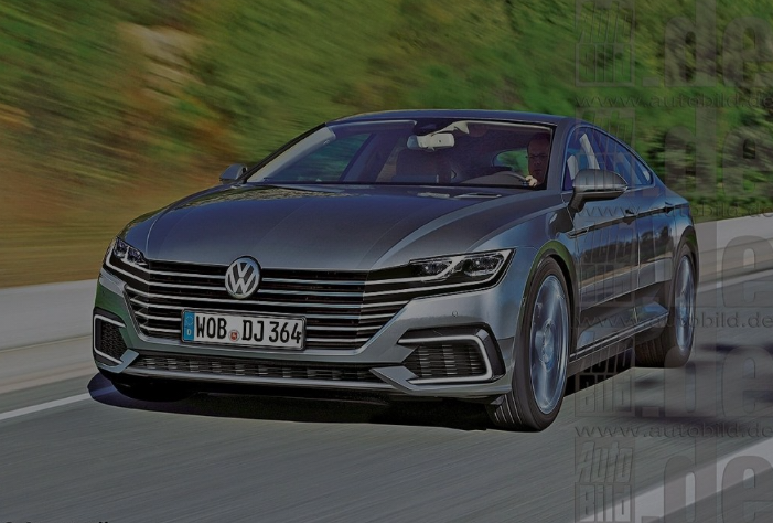 2019 VW Passat Exterior