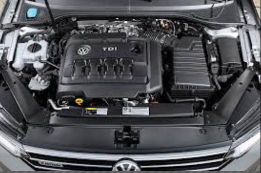2019 Volkswagen Passat Engine