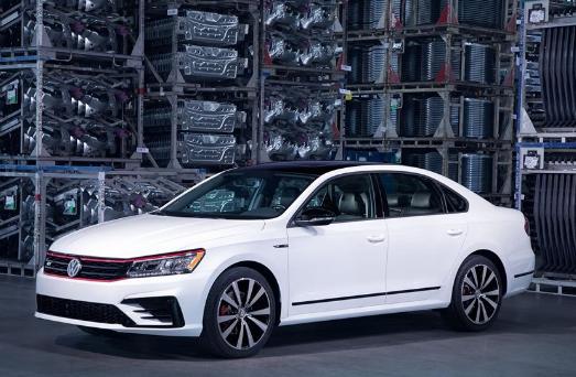 2019 Volkswagen Passat Price