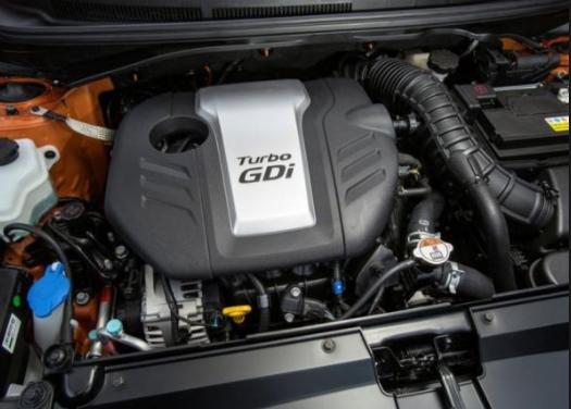 2019 hyundai veloster engine