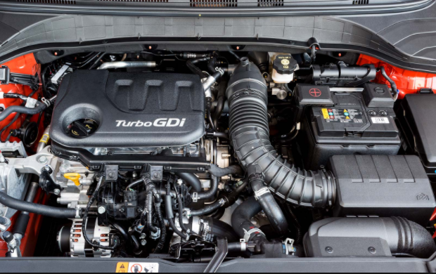 2019 Hyundai Kona Electric engine