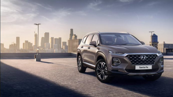 2019 Hyundai Santa Fe Sport Redesign
